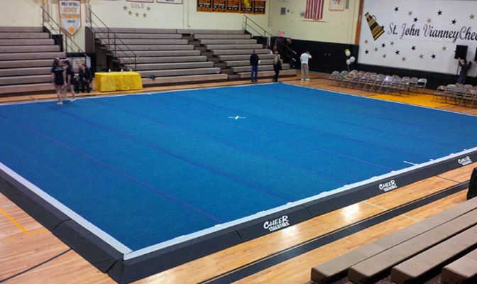 Cheerleading Floor Mats Flooring Ideas And Inspiration